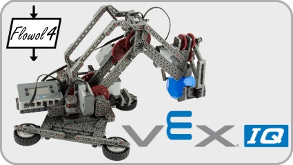 Flowol with VEX IQ